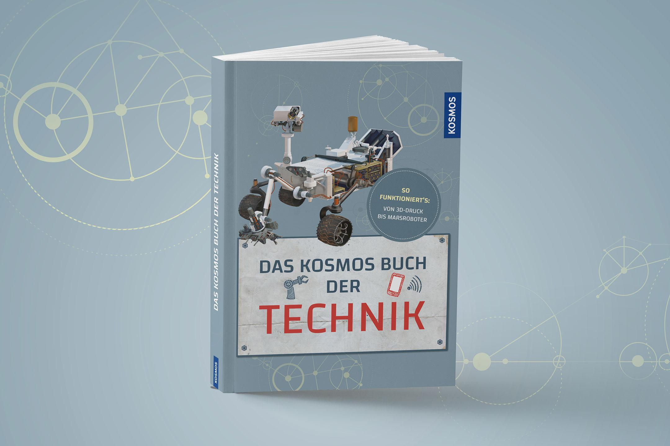 Das Kosmos Buch der Technik